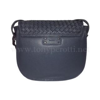Плетёная женская сумка MS-003-Ti