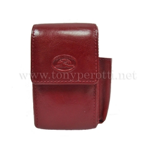 Портсигар кожаный 307N-A Италия