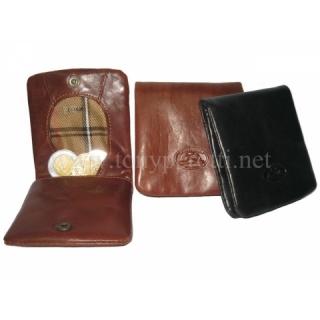 Кожаное портмоне-монетница 1636-I