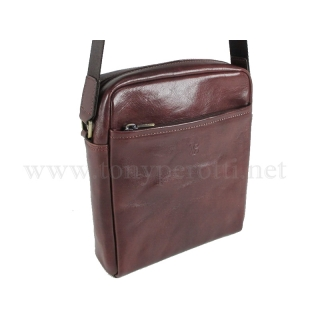 Кожаная сумочка АРТ: 9272-VSR Италия
