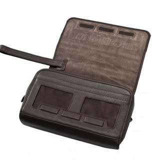 Мужская барсетка АРТ:9380-Ct с двумя ремешками