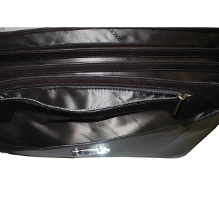 Мужской кожаный портфель АРТ: 9427-G