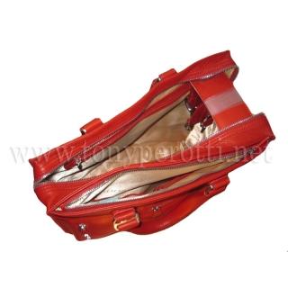 Кожаная дорожная сумка АРТ:9107-38-12-Ct