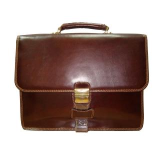 Портфель кожаный Италия АРТ:8007-I