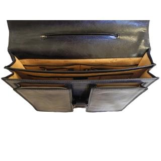 Портфель кожаный Италия АРТ:8013-I