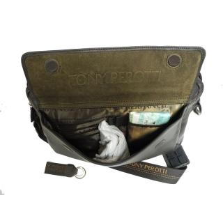 Кожаная сумка АРТ:9436-Ct Tony Perotti