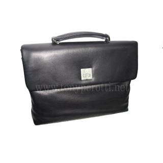 Кожаный портфель АРТ:9160-Ct Tony Perotti