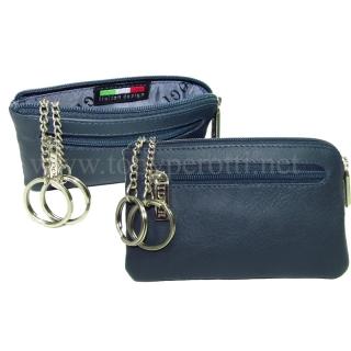 Кожаный ключник АРТ:5002-Cor Tony Perotti