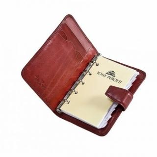 Блокнот Tony Perotti АРТ: 1649-I кожаный