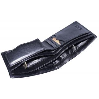 Кожаное мужское портмоне 1614-I