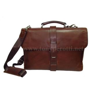 Кожаная сумка АРТ:9596-Jt Tony Perotti