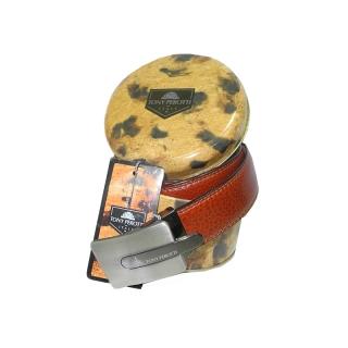 Кожаный ремень АРТ:03/35 Tony Perotti