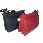 Плетёная женская сумка MS-002-Ti