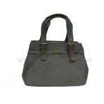 Фирменная холщёвая сумка арт:1016-Ctr