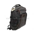 Брендовый холщовый рюкзак 1025-Ctr