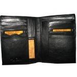 Стильный мужской кожаный бумажник 1153-I