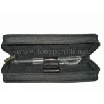 Футляр для ручек кожаный 2571-I