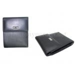 Кожаное портмоне в два сложения 3157-Ct