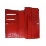 Женское портмоне АРТ:3630-VSR кожа Италия