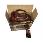 Кожаный ремень ART:415/35 Tony Perotti