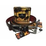 Кожаный ремень ART:416/35 Tony Perotti