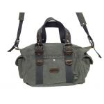 Наплечная сумка из ткани арт:1009-Ctr