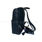 Городской кожаный рюкзак 6053L-Sr