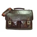 Мужской кожаный портфель АРТ: 9338-I