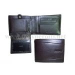 Кожаное портмоне с обложкой 2956-G