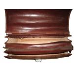 Портфель кожаный Италия АРТ:8071-I