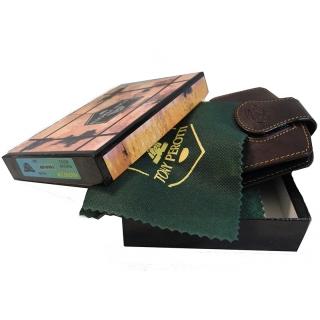 Кожаное мужское портмоне АРТ:1818-A Италия